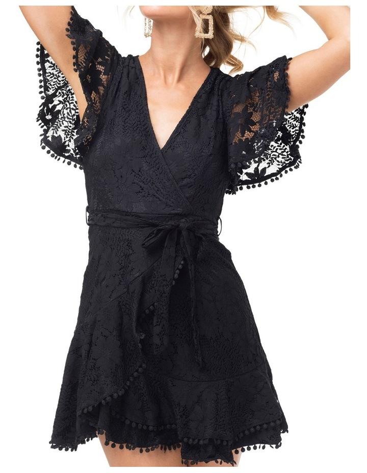 Ashia Lace Mini Dress image 5