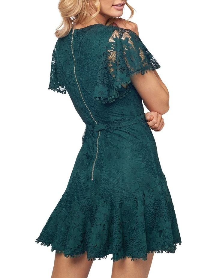 Ashia Lace Mini Dress image 3