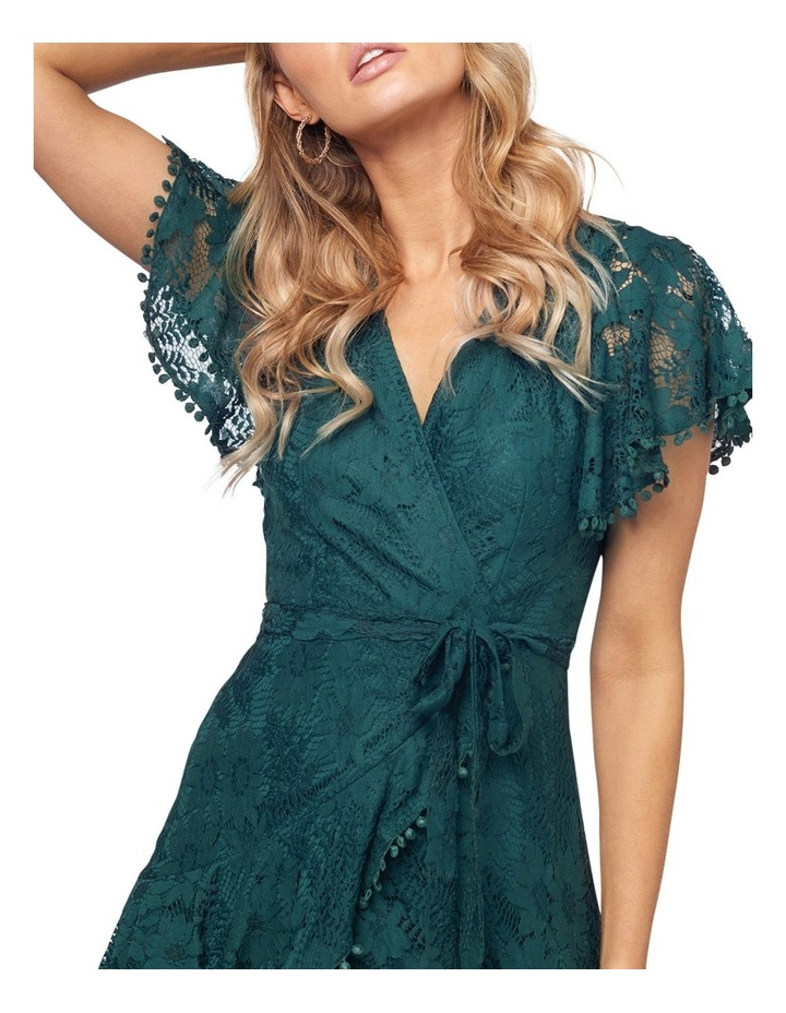 Ashia Lace Mini Dress image 4