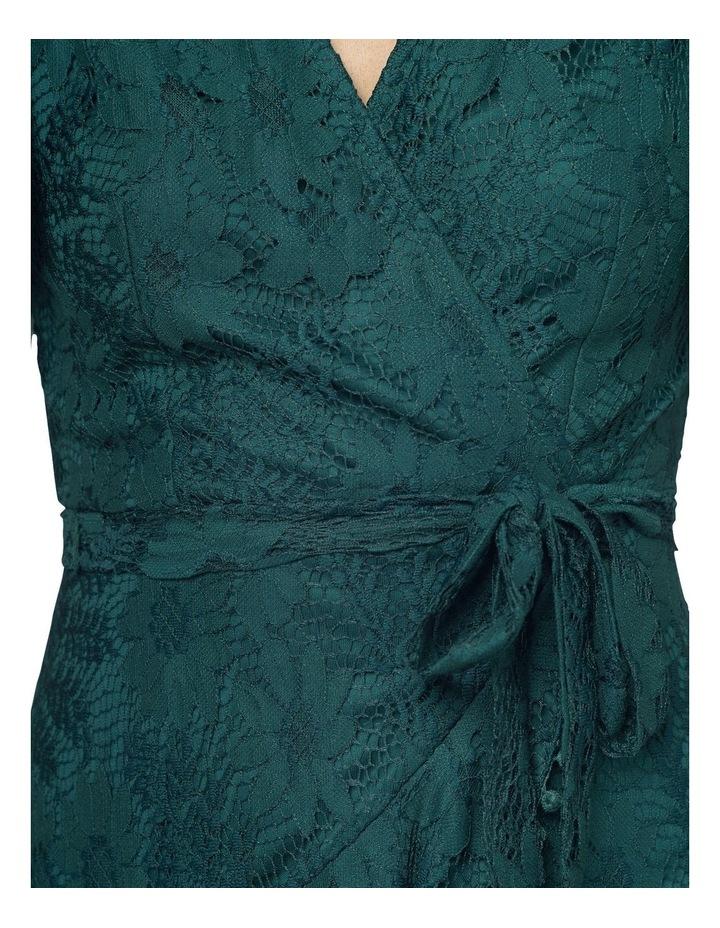 Ashia Lace Mini Dress image 6