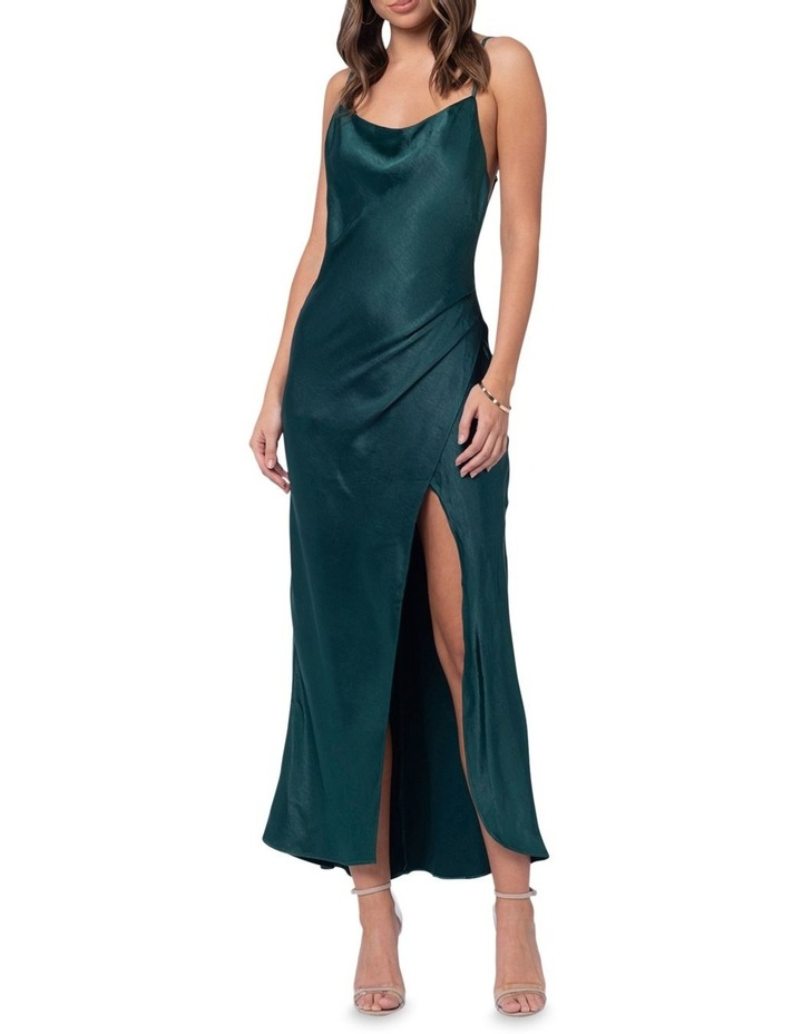 Cooper Satin Dress image 1