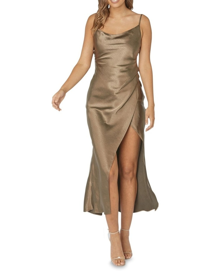 Cooper Satin Dress image 1