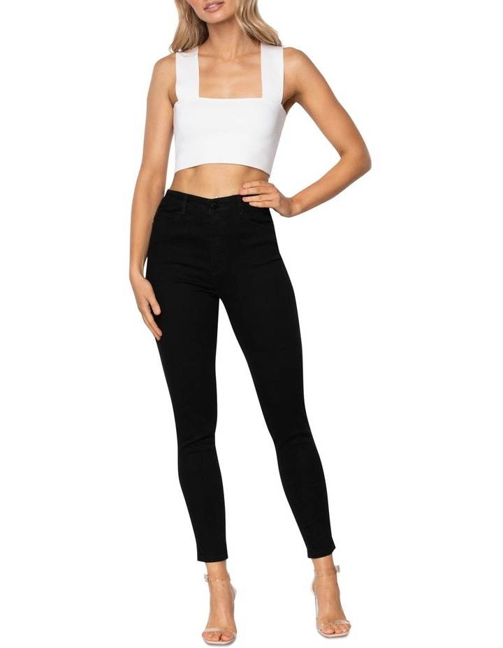 Gale High Waisted Jean image 3