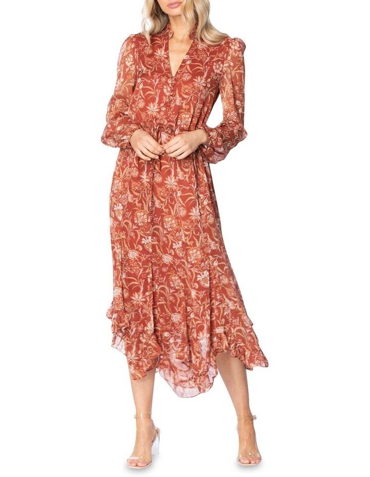 Adina Midi Dress image 4