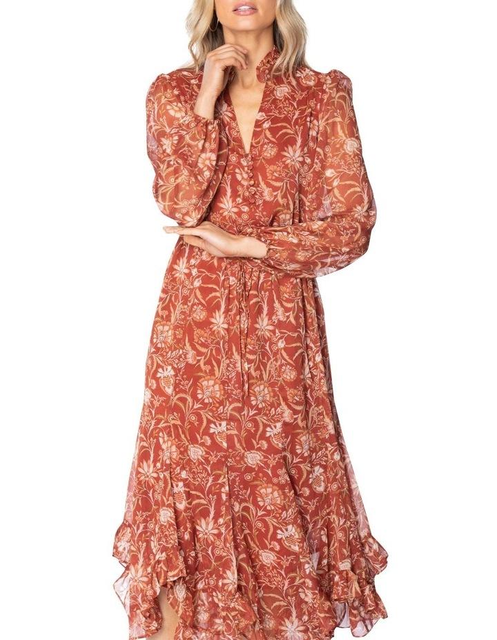 Adina Midi Dress image 5