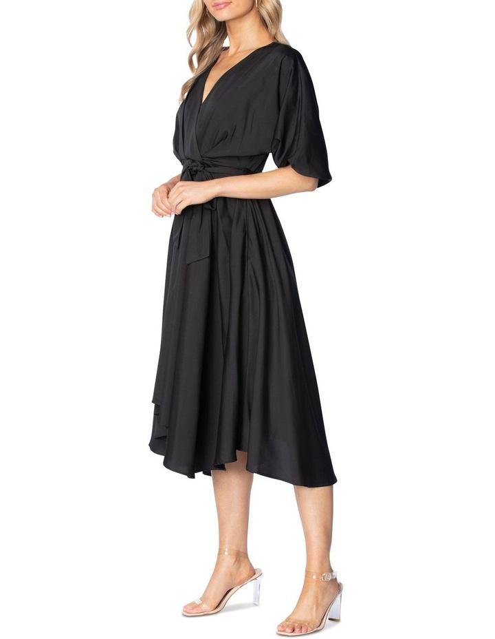Carry Midi Dress Black image 2