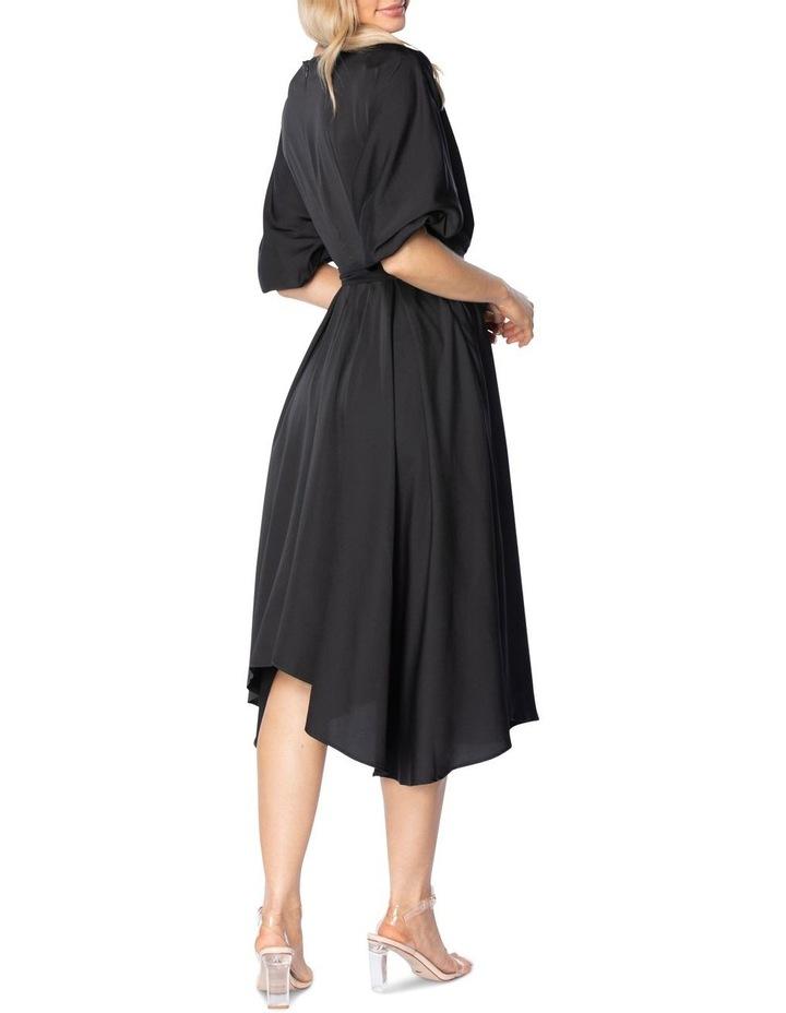 Carry Midi Dress Black image 3