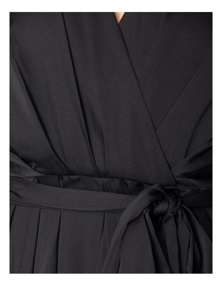 Carry Midi Dress Black image 5