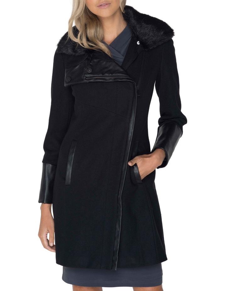 Surrender Faux Fur Coat image 3