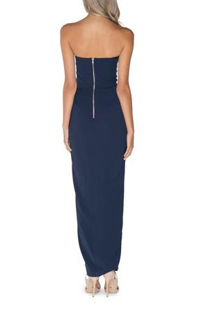 Pilgrim - Navy New Jersey Dress