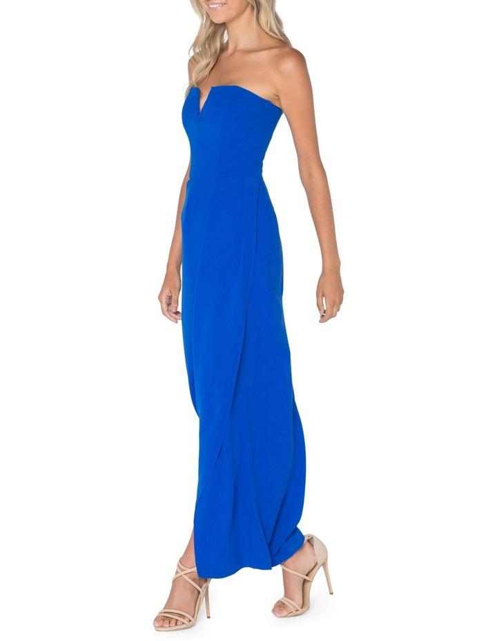 Blue New Jersey Dress image 2
