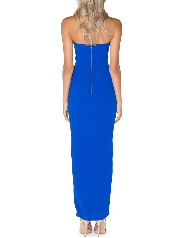 Blue New Jersey Dress image 3