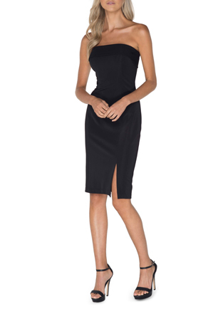 Pilgrim - Harlow Strapless Dress