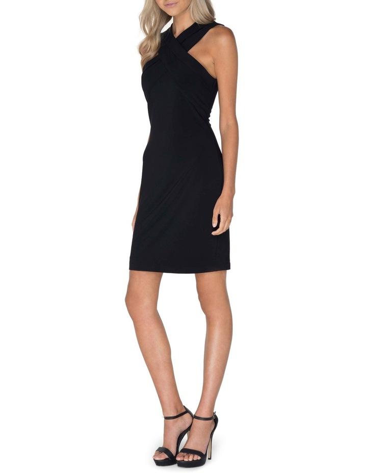 Madison Dress (Black) image 2