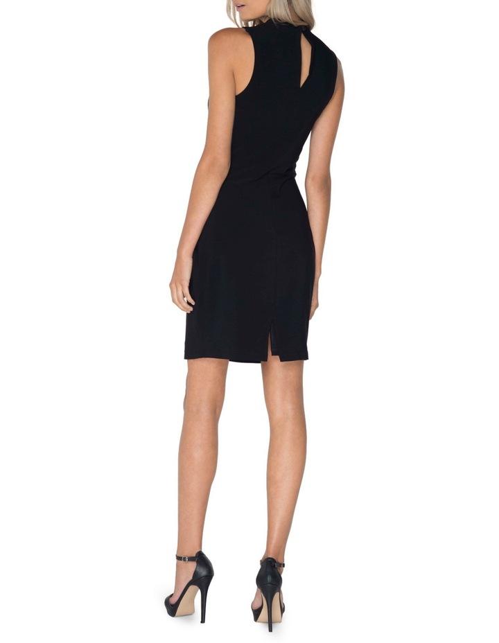 Madison Dress (Black) image 3