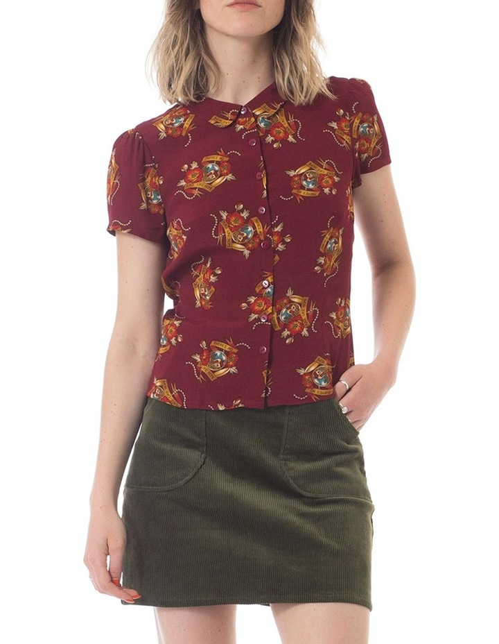 No Place Like Home Blouse image 1