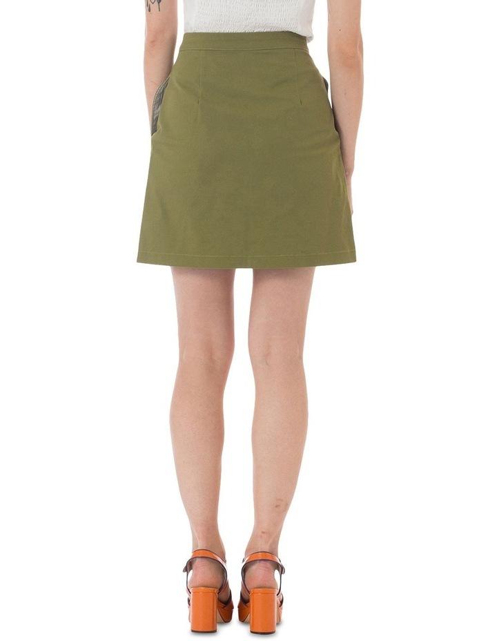 Leopard Ambuscade Skirt image 3