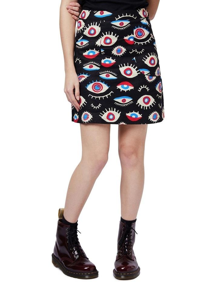 All Seeing Eye Skirt image 1
