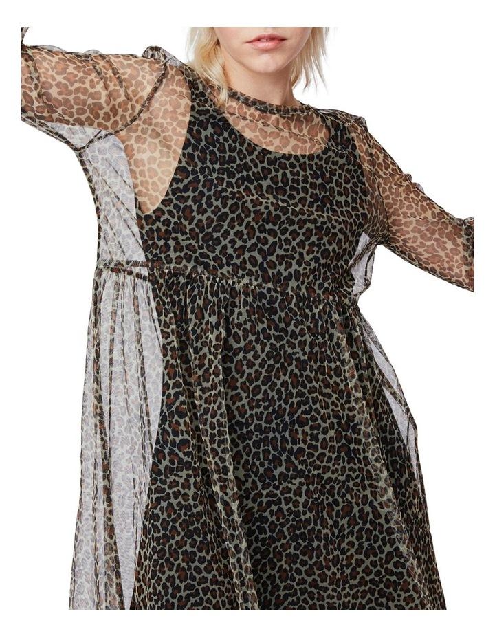 Hear Me Roar Dress image 4