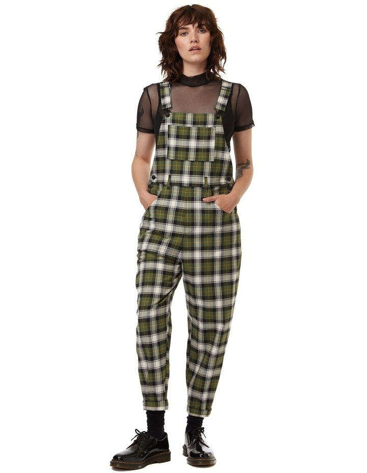 Green Out Overalls image 1