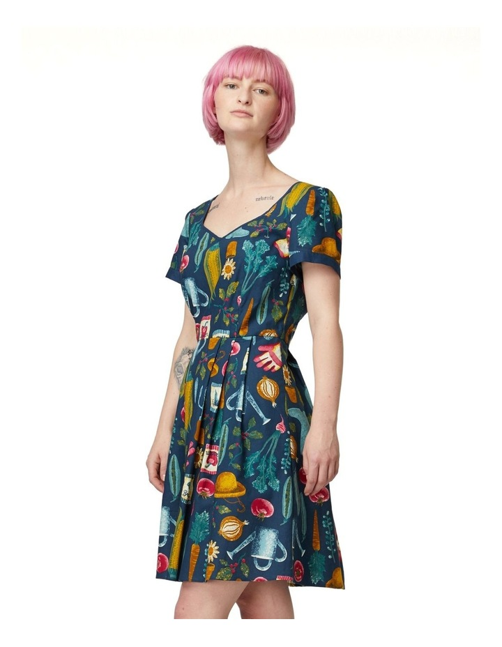 Green Thumb Dress image 2