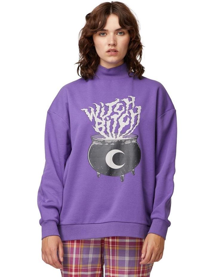 Witch Bitch Sweater image 1