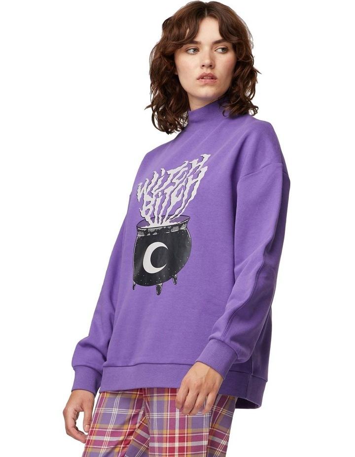 Witch Bitch Sweater image 2