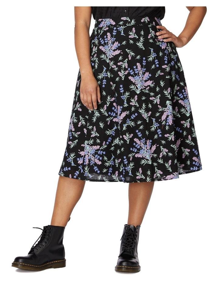 Lavender Dream Skirt Curve image 1