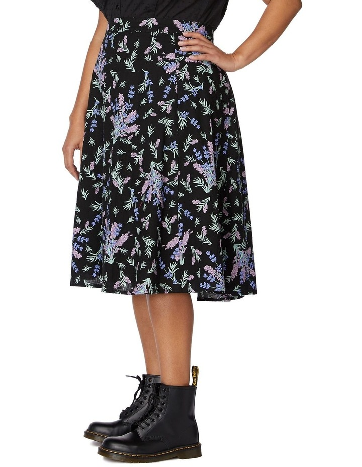 Lavender Dream Skirt Curve image 2