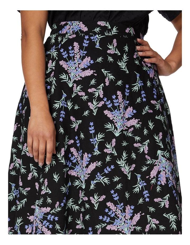 Lavender Dream Skirt Curve image 4