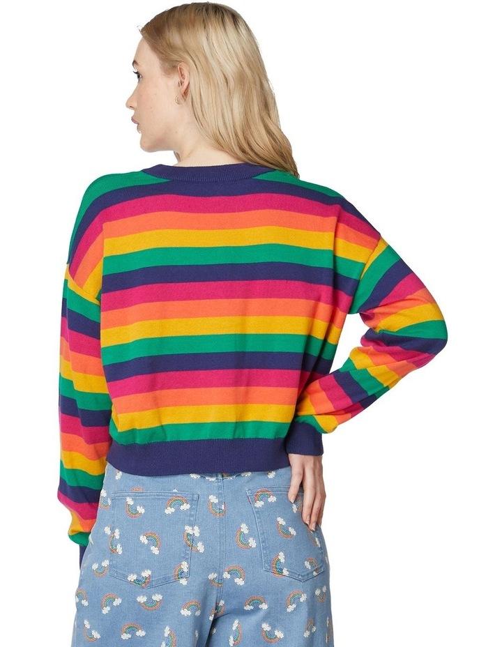 Rainbow Baby Cardi image 2