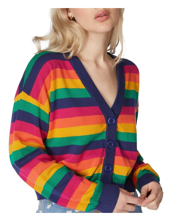Rainbow Baby Cardi image 3