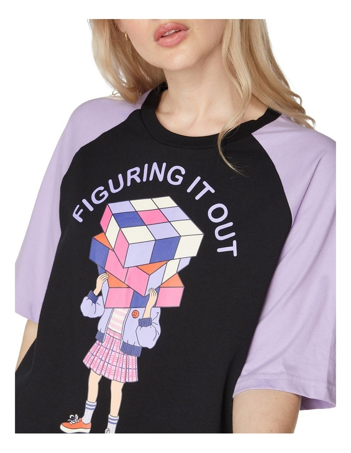 Figuring It Out Tee image 4