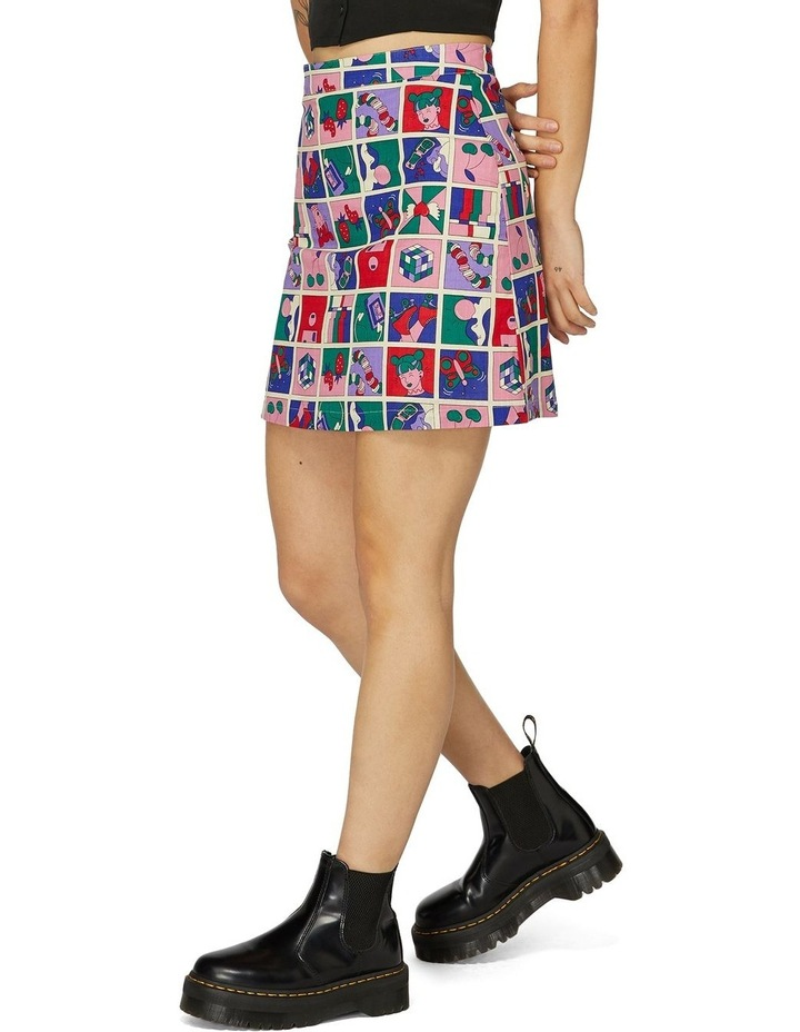 Born In The 90s Skirt image 2