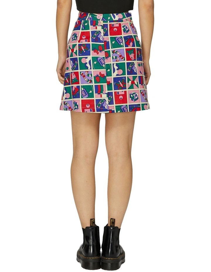 Born In The 90s Skirt image 3
