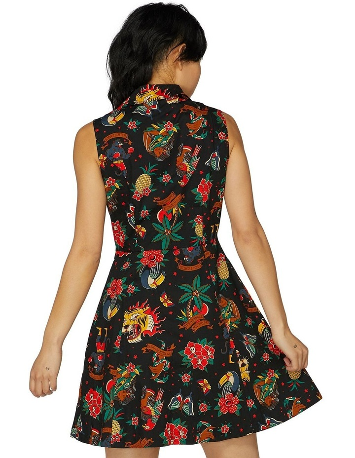 It's A Jungle Out There Dress image 3