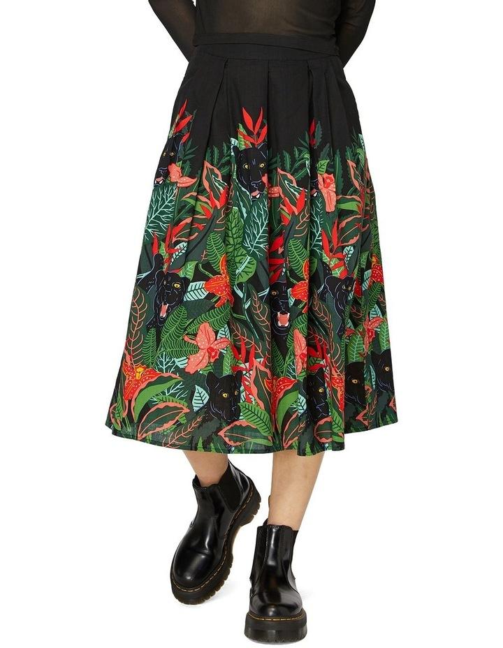 Black Panther Skirt image 1