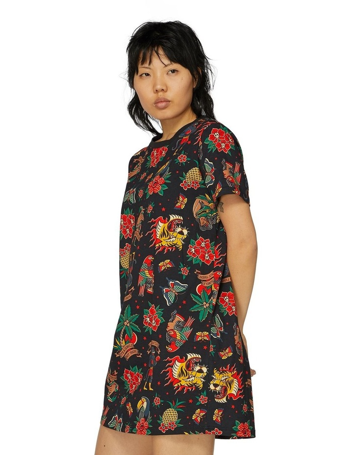 It's A Jungle Out There Tee Dress image 2