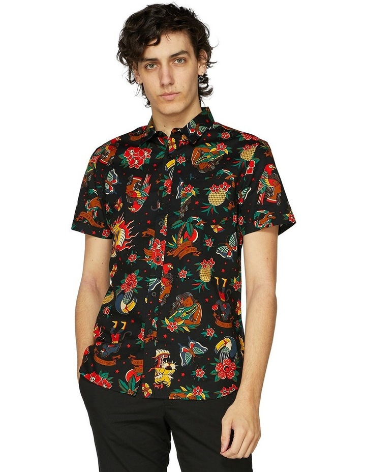 Its A Jungle Out There Short Sleeve Shirt image 1