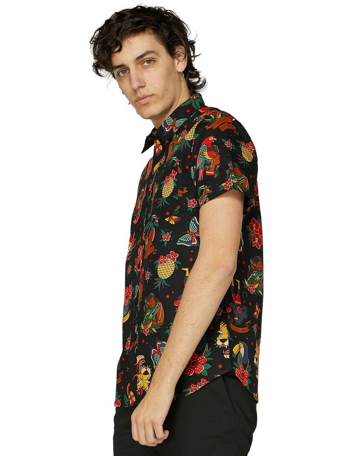 Its A Jungle Out There Short Sleeve Shirt image 2