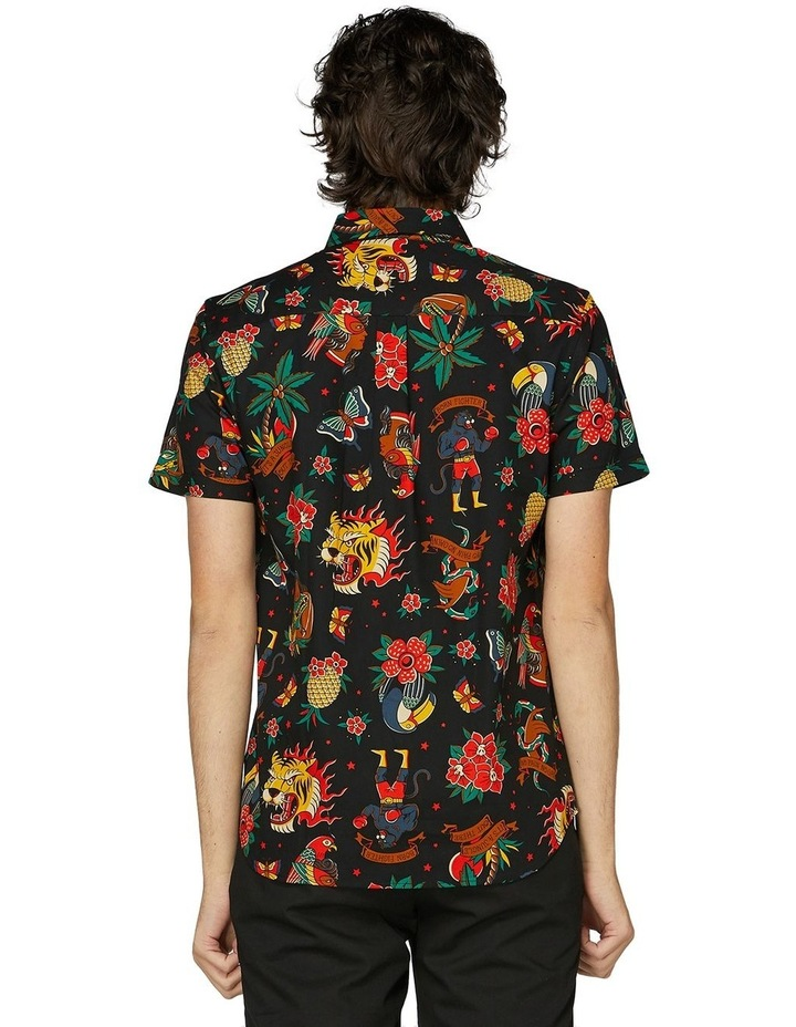Its A Jungle Out There Short Sleeve Shirt image 3