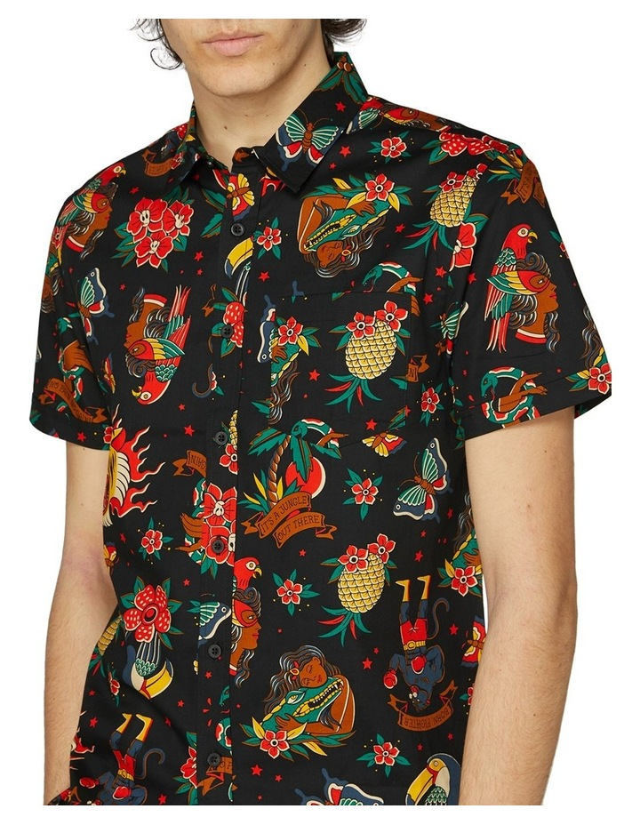 Its A Jungle Out There Short Sleeve Shirt image 4