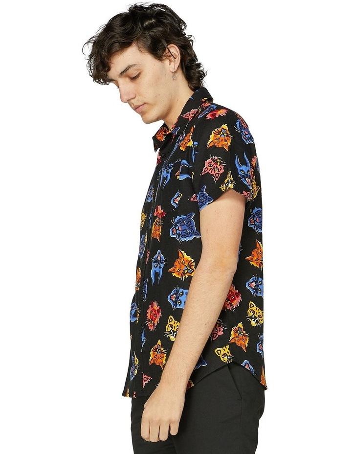 Wild Cat Fam Short Sleeve Shirt image 2