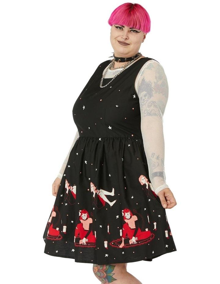 Black Magic Dress Curve image 1