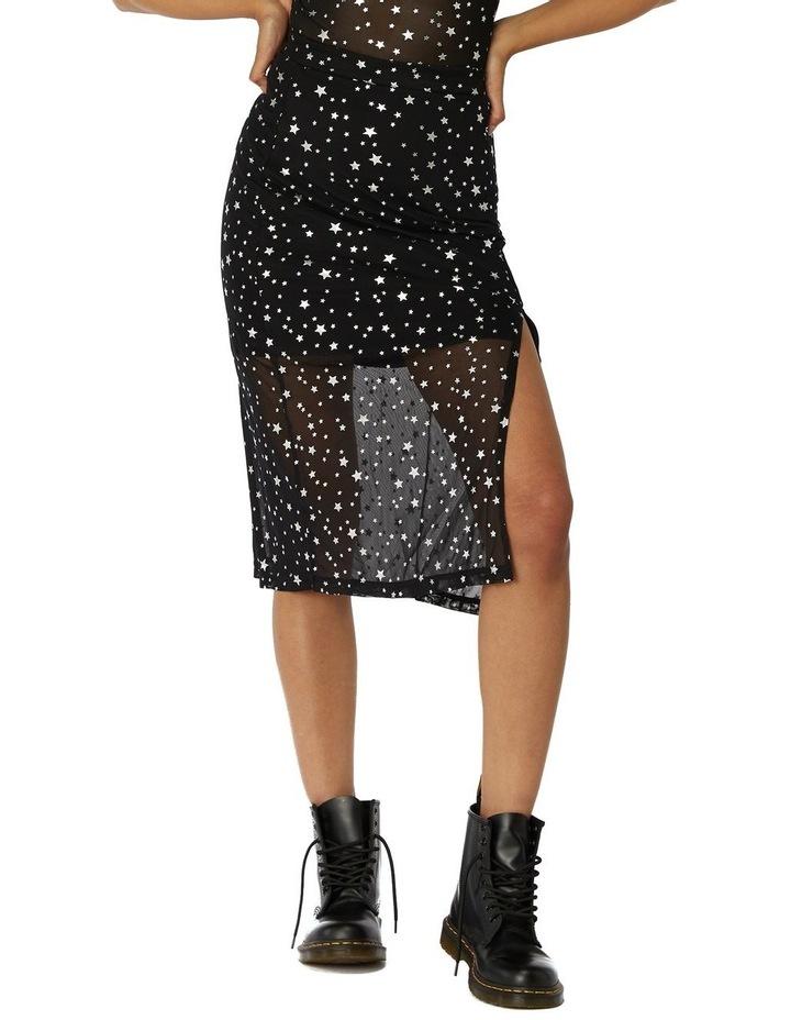 Glitter Glitter Mesh Skirt image 1
