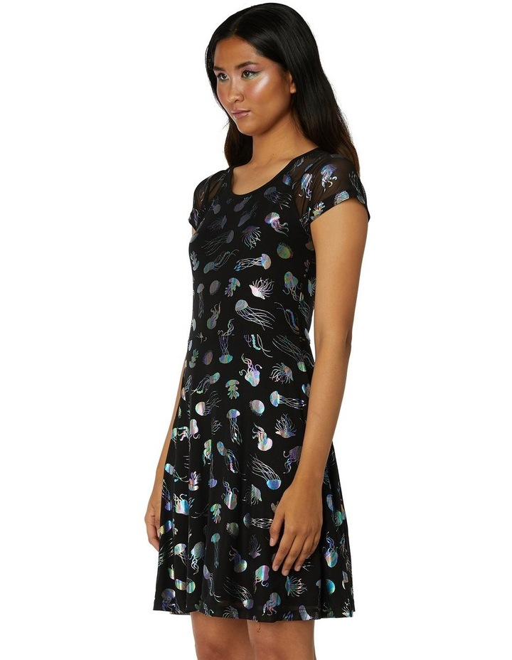 Jellyfish Galaxy Dress image 2