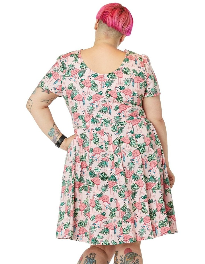 Be Flamazing Dress Curve image 3