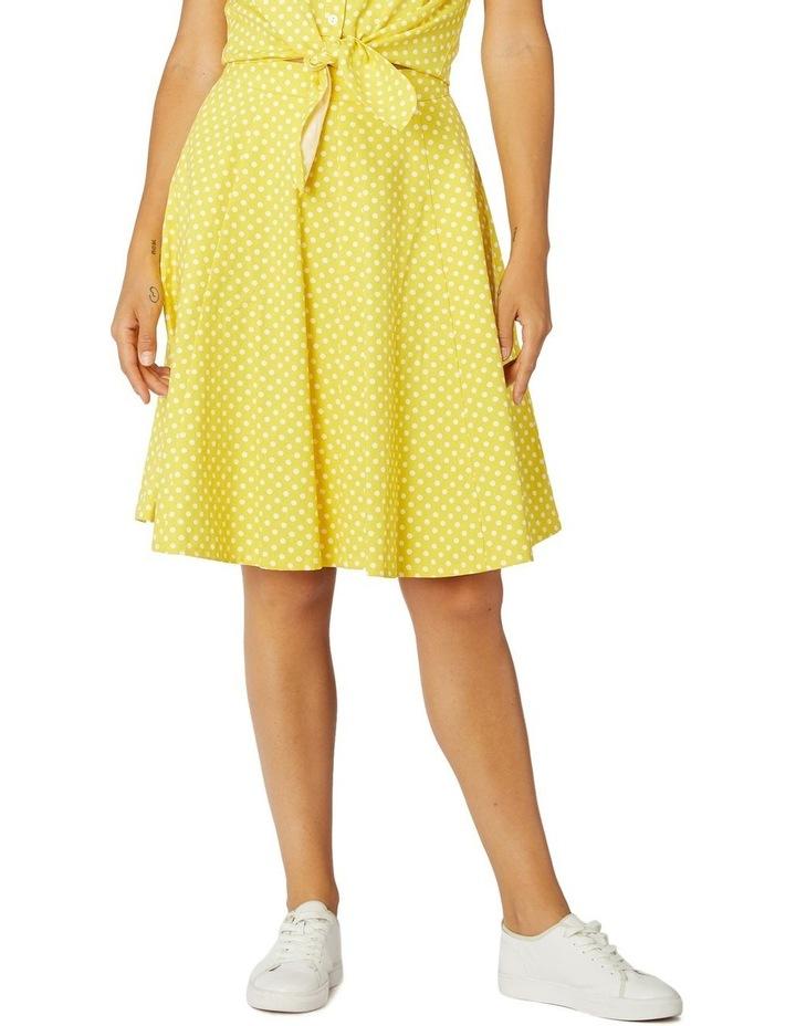 Im Stitched Skirt image 1