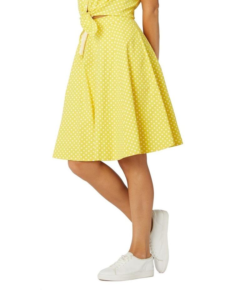 Im Stitched Skirt image 2