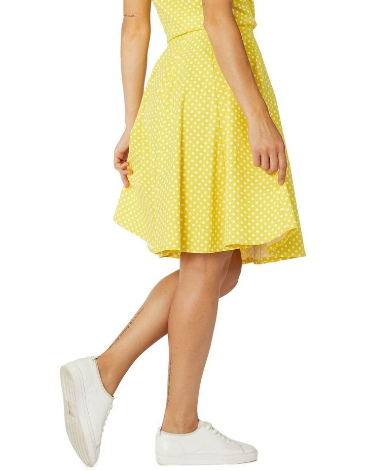 Im Stitched Skirt image 3